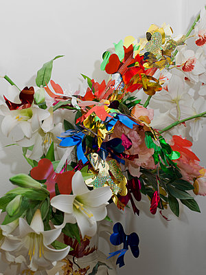 Colourful bouquet - p1279m1539131 by Ulrike Piringer
