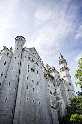 Schloss Neuschwantein - p3227853 von Simo Vunneli