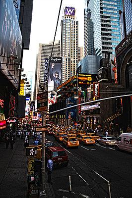 Times Square - p4163376 von Ruediger J Vogel
