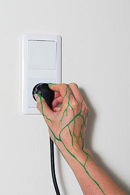 Energie sparen! - p1231m2161069 von Iris Loonen