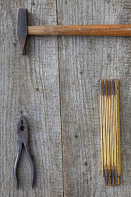 Werkzeug bereit - p4540978 von Lubitz + Dorner
