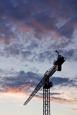 Industrial Crane - p555m1452894 by Spaces Images