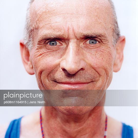 Marathonläufer - p608m1164915 von Jens Nieth