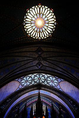 Kirche, Notre-Dame  - p1105m2086523 von Virginie Plauchut