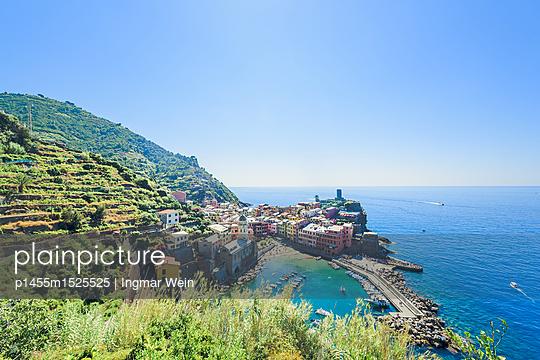 Nationalpark Cinque Terre in Italien - p1455m1525525 von Ingmar Wein