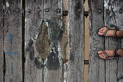 Unsecure pier - p1670m2248773 by HANNAH