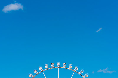 Ferris wheel - p488m1048451 by Bias