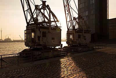 Holzhafen - p1222m1104792 von Jérome Gerull