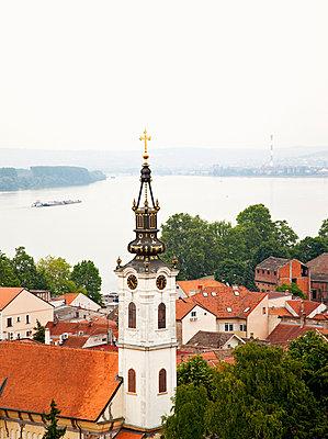 Kirche in Zemun  - p382m1460963 von Anna Matzen