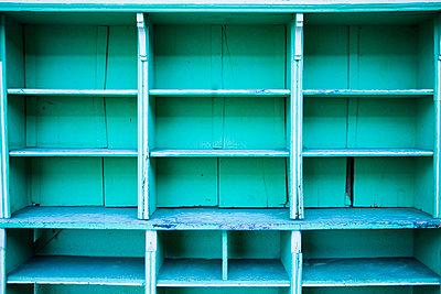 An Empty Shelf - p4130036 by Tuomas Marttila