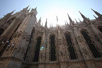 Duomo di Milano - p5147533f by Tetsuro Goto