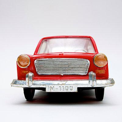 Vintage toy car - p813m904304 by B.Jaubert