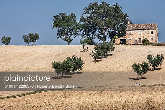 Le Marche landscape - p1691m2288576 by Roberto Berdini Bokeh