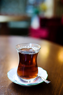Turkish tea - p177m959732 by Kirsten Nijhof