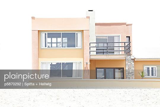 Haus am Strand - p5870292 von Spitta + Hellwig