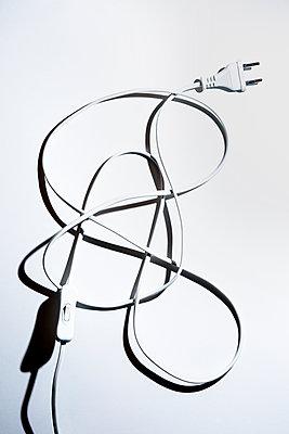 Stromkabel - p1149m2263673 von Yvonne Röder