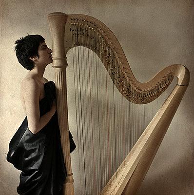 Harp - p1445m1573467 by Eugenia Kyriakopoulou