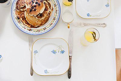 Pancakes - p9560007 by Anna Quinn