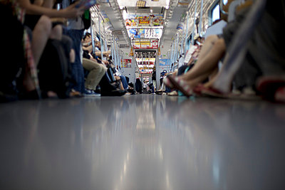 Metro in Japan - p304m715767 by R. Wolf
