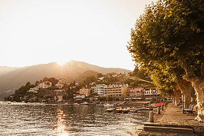 Switzerland, Ticino, Ascona, Lago Maggiore - p300m1568062 von Gaby Wojciech