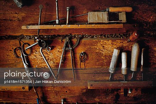 Werkzeug - p1418m1571354 von Jan Håkan Dahlström