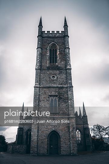 Down Cathedral, Downpatrick, Northern Ireland - p1681m2283603 by Juan Alfonso Solis