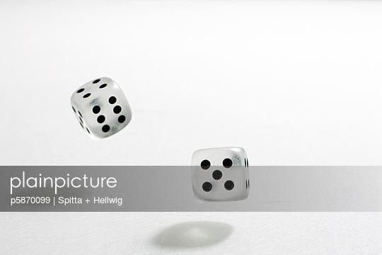 Der Würfel ist gefallen - p5870099 von Spitta + Hellwig