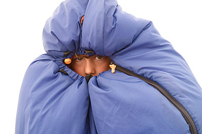 Sleeping bag - p0030681 by Carolin