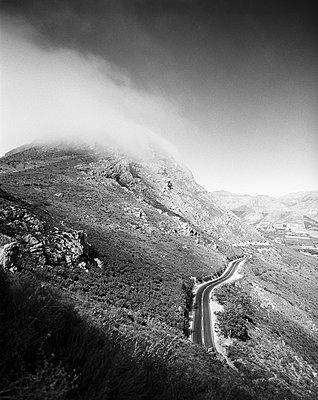 Fernstraße in Südafrika - p177m1502548 von Kirsten Nijhof