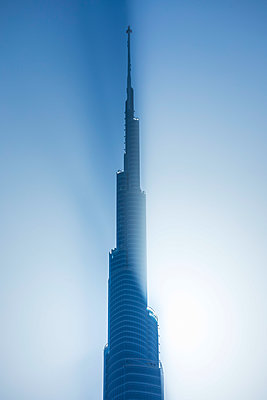 Burj Khalifa, Downtown, Dubai, United Arab Emirates - p651m2032642 by Jon Arnold