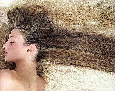 Schlafende Schönheit - p7630064 von co-o-peration
