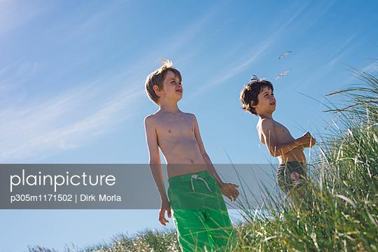 Blick aufs Meer - p305m1171502 von Dirk Morla