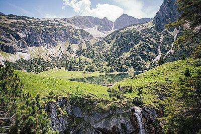 Bergsee in Bayern - p1357m1362712 von Amadeus Waldner