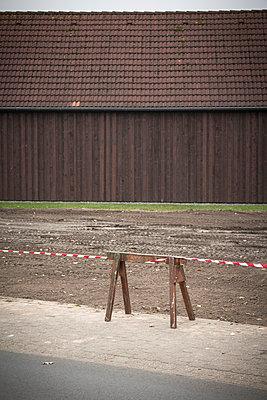 Barrier - p403m953323 by Helge Sauber