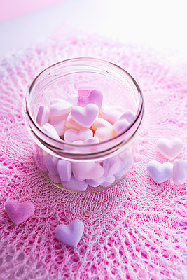 Sweethearts candy - p1149m2126905 by Yvonne Röder