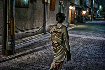Geisha - p1403m1534108 by Kike Calvo