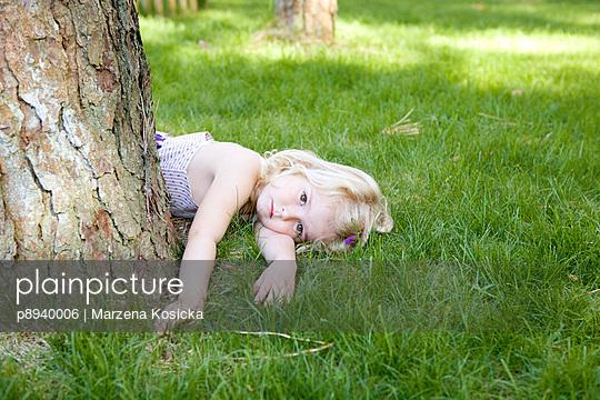 Verträumtes Mädchen - p8940006 von Marzena Kosicka