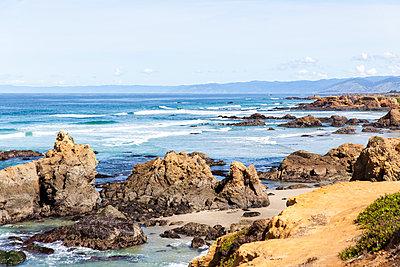 Kalifornien, Mendocino - p756m1042829 von Bénédicte Lassalle