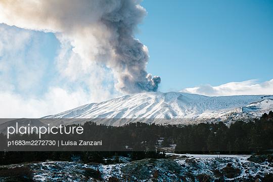 Aetna - p1683m2272730 by Luisa Zanzani