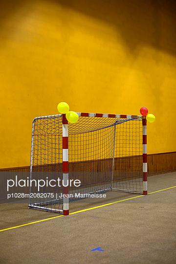 Gymnasium - p1028m2082075 by Jean Marmeisse