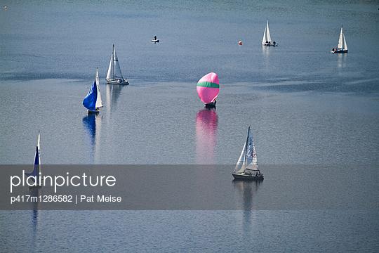 Ruhe - p417m1286582 von Pat Meise