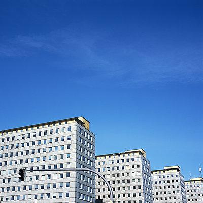 City-Hochhäuser Hamburg - p1195m1425999 von Kathrin Brunnhofer
