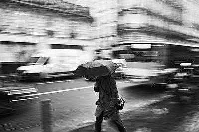 Passerby - p1661m2247428 by Emmanuel Pineau