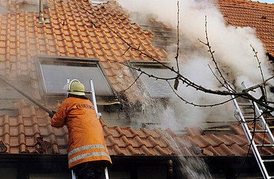Feuerwehreinsatz - p0460597 von Hexx