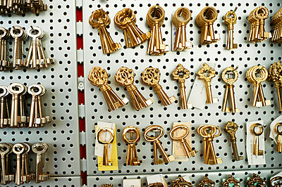 Locksmith - p1203m1025869 by Bernd Schumacher