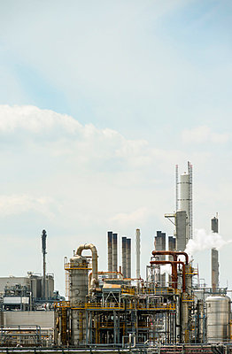 Infrastructure of factory - p429m696232f by Mischa Keijser
