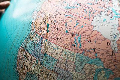 Globe - p956m709704 by Anna Quinn
