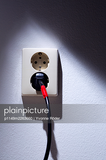 Plug socket - p1149m2263660 by Yvonne Röder