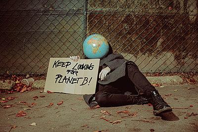 Planet B - p750m2133324 by Silveri