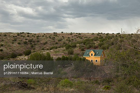 Little House On the Prarie - p1291m1116084 by Marcus Bastel